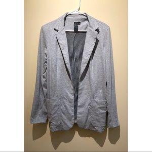 ☁️ Guess gray cotton stretchy blazer ☁️